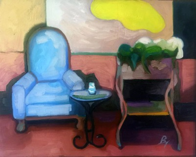 Blue Chair_ABY